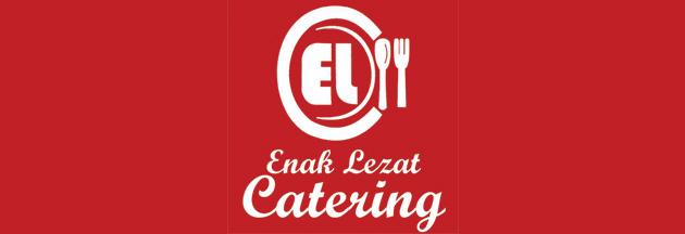 logo enak lezat catering malang