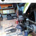 Bengkel Sepeda Motor Malang