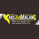 Kaos 3D Malang