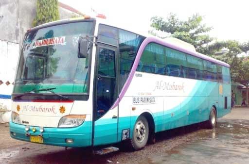 Sewa Bus Pariwisata Al-Mubarok Malang