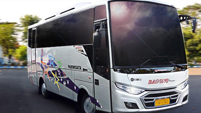Bus Pariwisata Bagong Malang