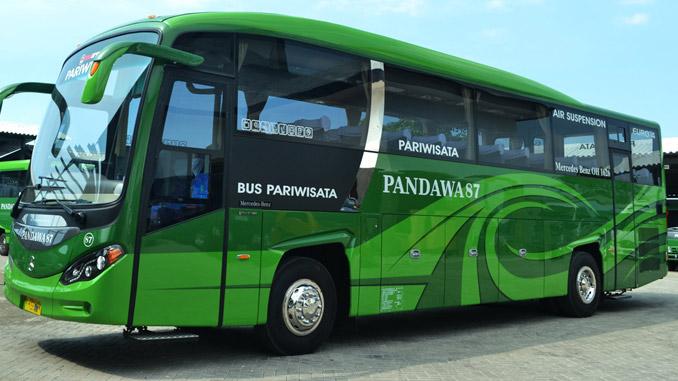 Bus Pariwisata Pandawa 87 Malang