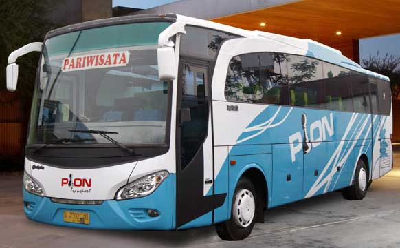 Bus Pariwisata Pion Trans Malang