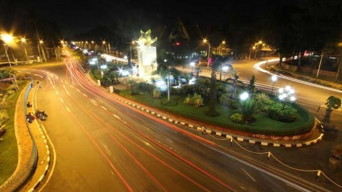 Jalan Ijen Museum Brawijaya Malang