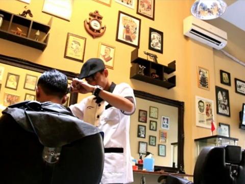 Prosperous BarberShop Malang