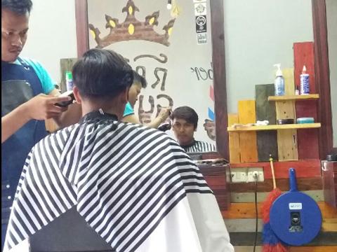Raja Cukur Barbershop Malang
