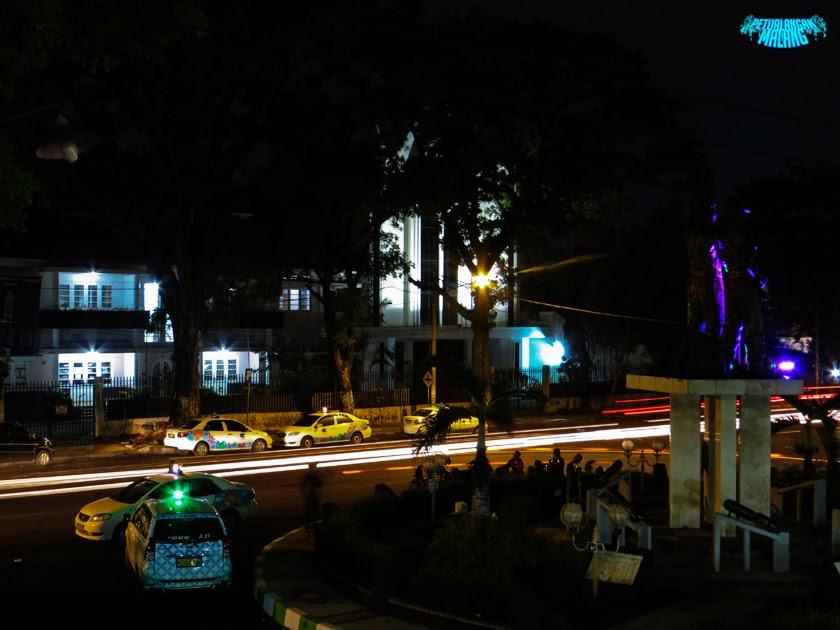 Simpang Balapan Ijen Malang