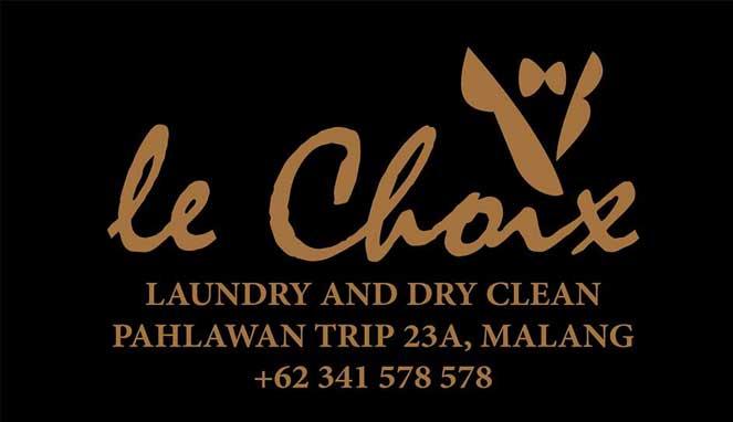 Le-Choix laundry Malang