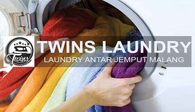 Twins Laundry Malang